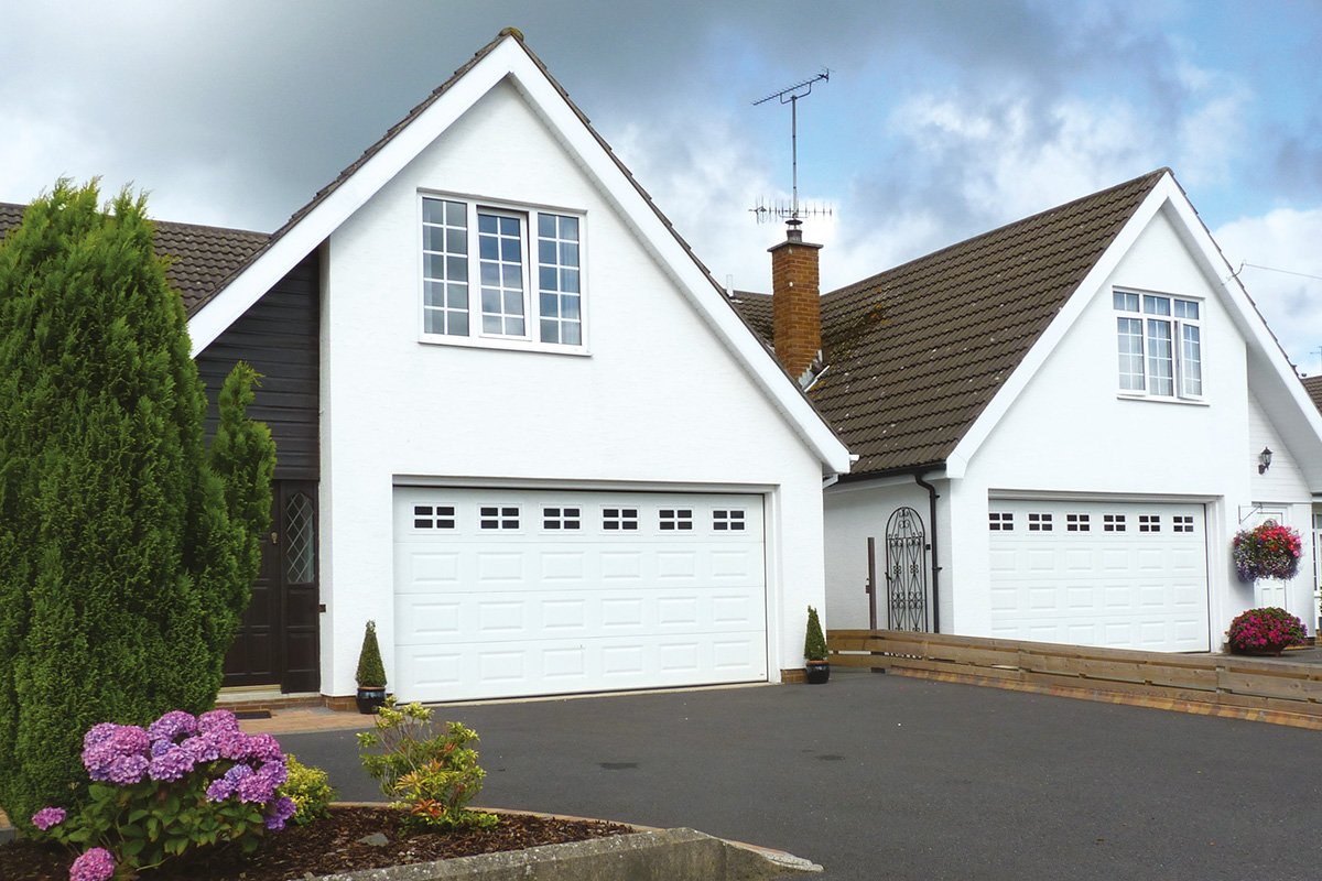 Garage doors sectional essex