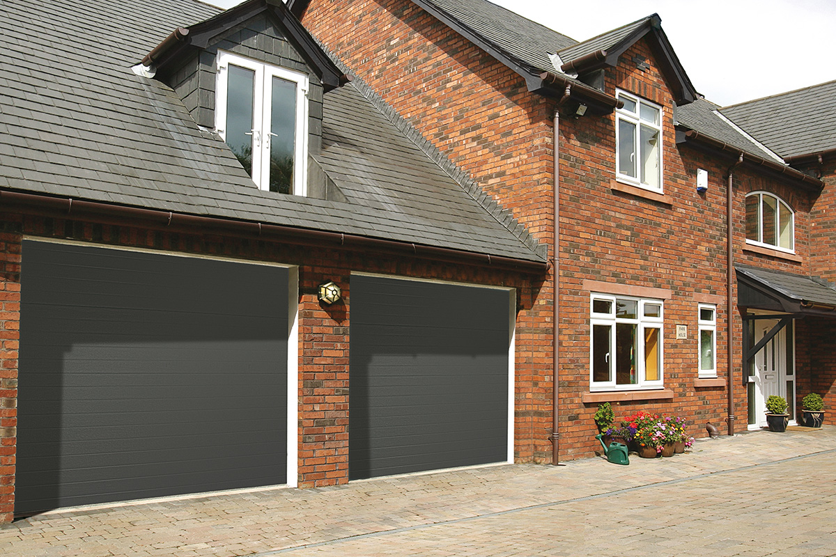 New garage door Bromley