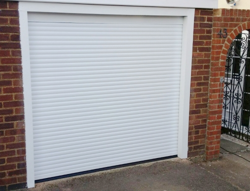 Roller Garage Door – Basildon