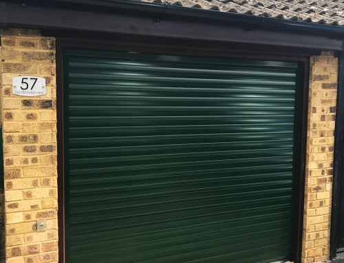 Roller Garage Door – Maidstone