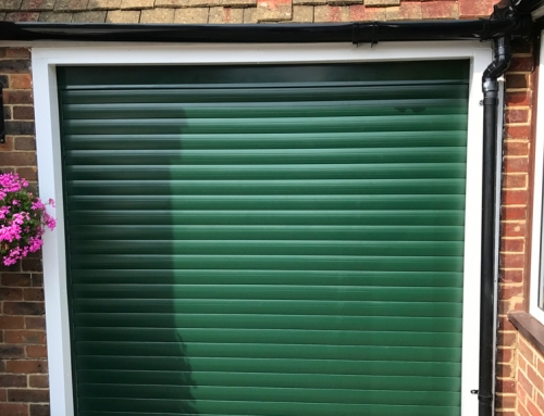 Roller Garage Door – Orpington