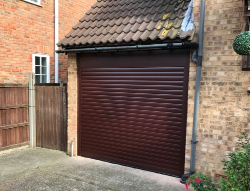 Roller Garage Door – Canvey Island