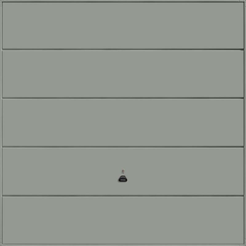 Ascot Stone Grey Garage Door