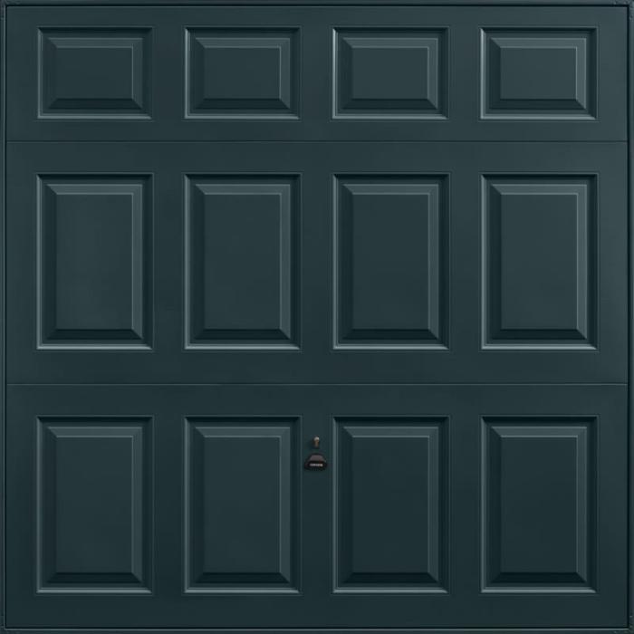 Beaumont Anthracite Grey Garage Door