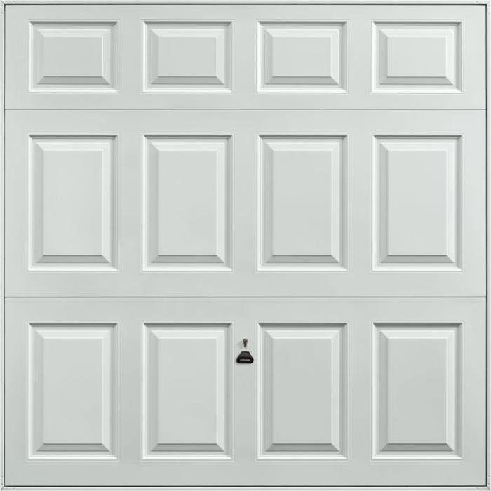 Beaumont Light Grey Garage Door