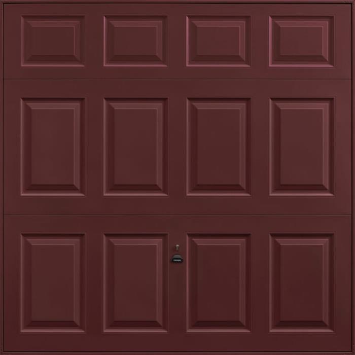 Beaumont Rosewood Garage Door