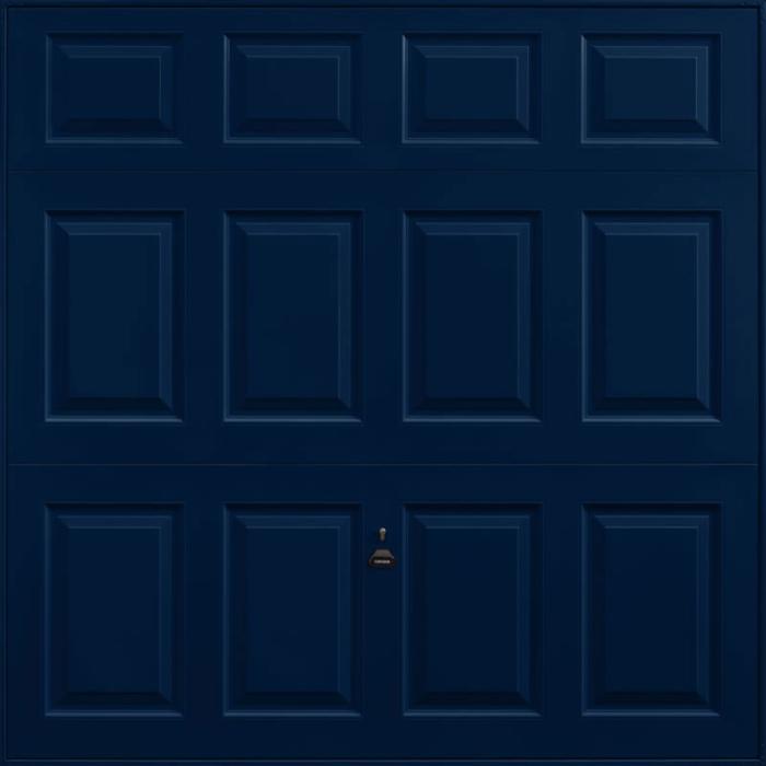 Beaumont Steel Blue Garage Door