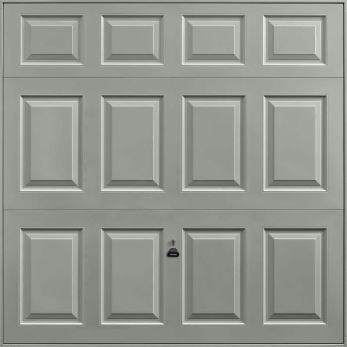Beaumont Stone Grey Garage Door