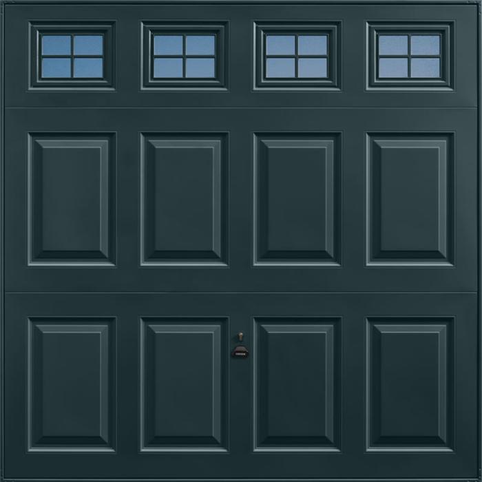 Beaumont Windows Anthracite Grey Garage Door