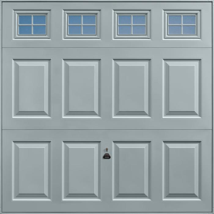Beaumont Windows Window Grey Garage Door