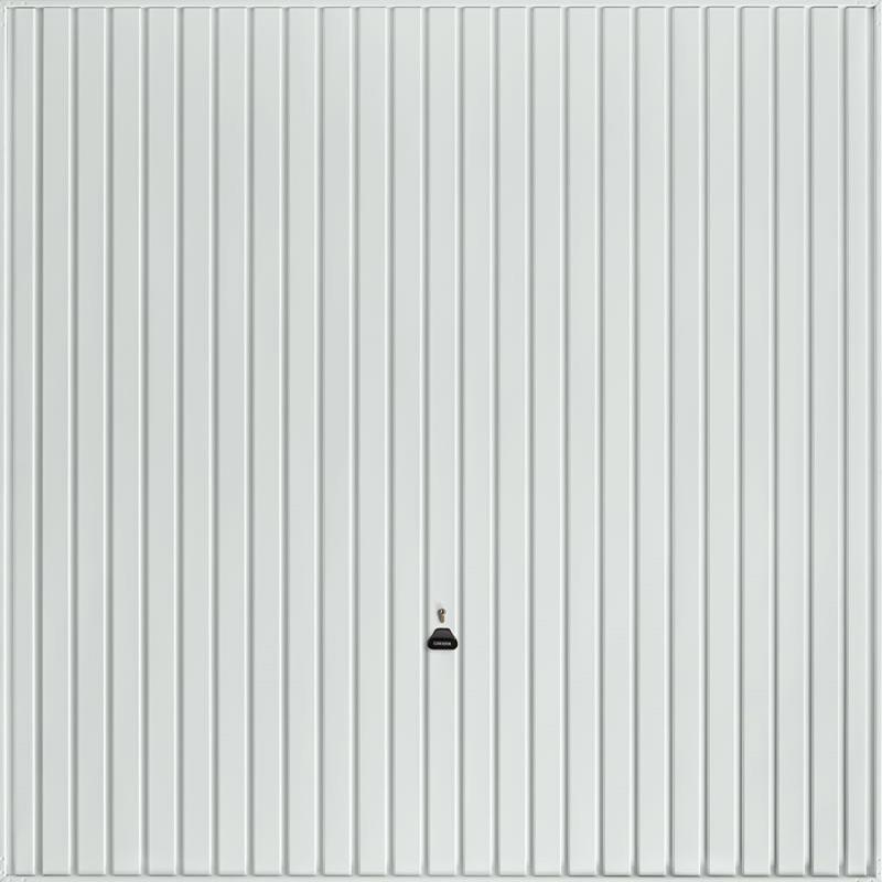 Carlton Light Grey Garage Door
