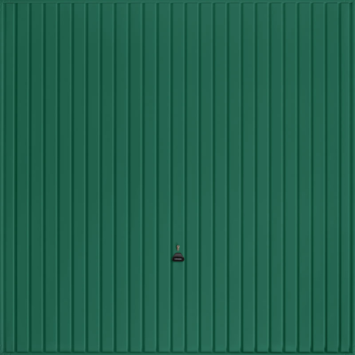Carlton Moss Green Garage Door