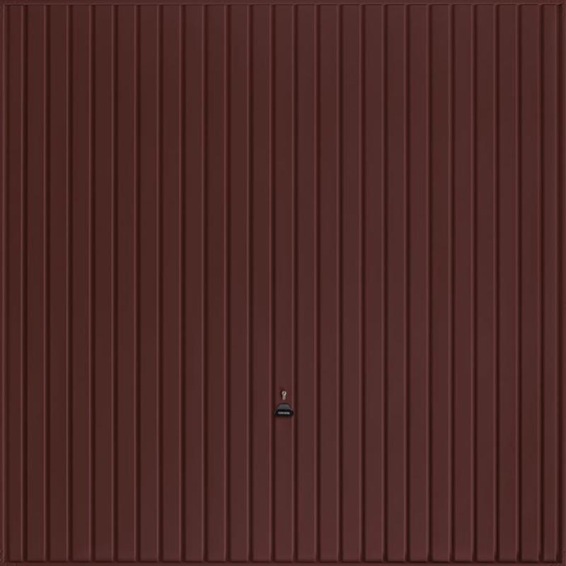 Carlton Rosewood Garage Door