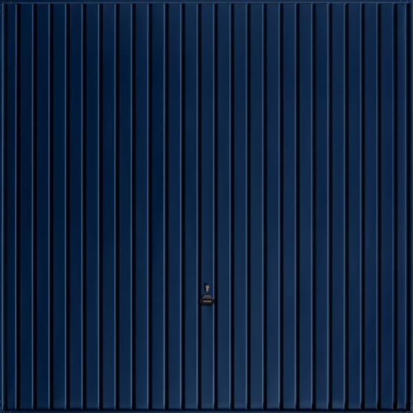 Carlton Steel Blue Garage Door