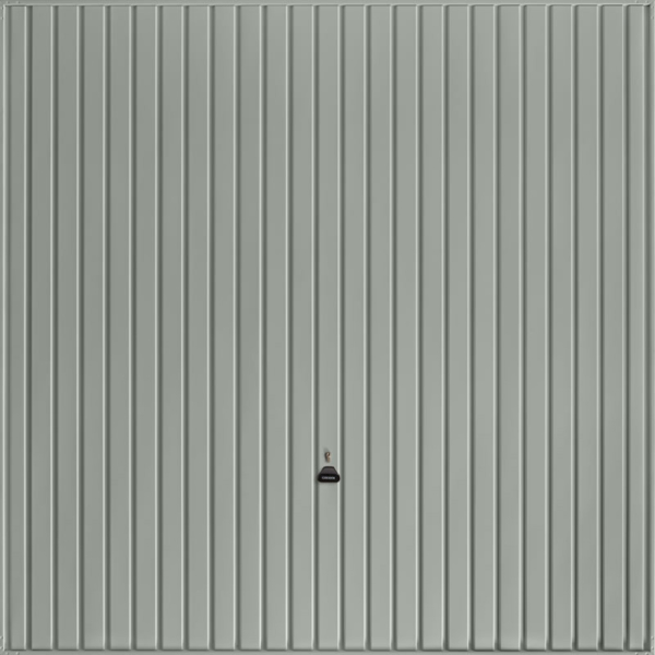 Carlton Stone Grey Garage Door
