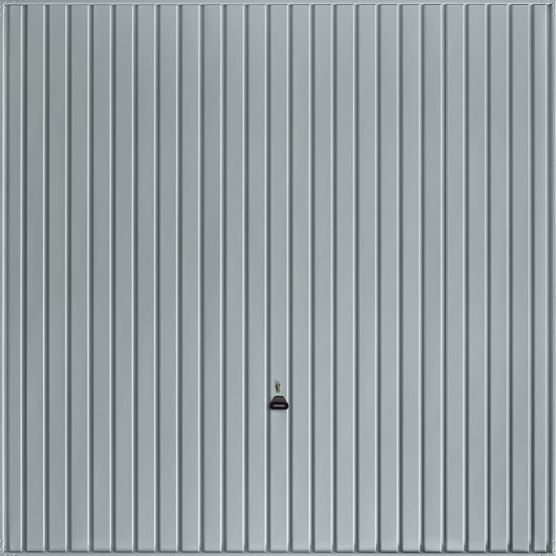 Carlton Window Grey Garage Door