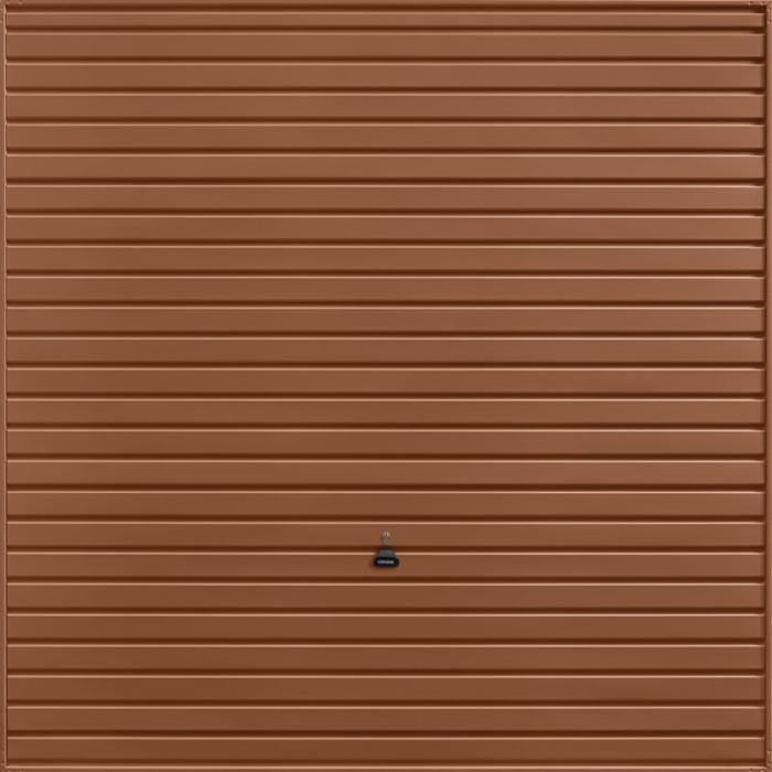 Horizon Clay Brown Garage Door