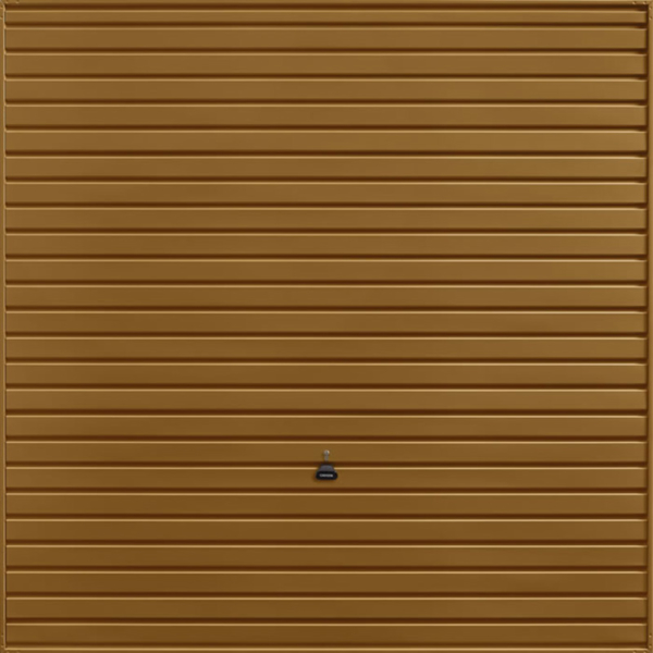 Horizon Golden Oak Garage Door
