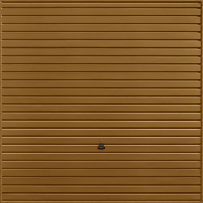 Horizon Golden Oak Garage Door
