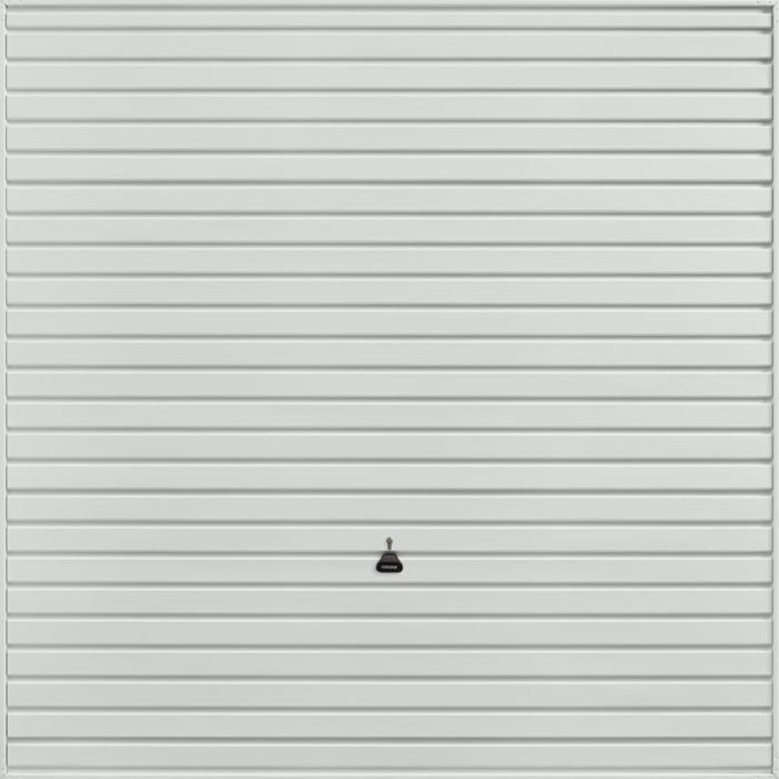 Horizon Light Grey Garage Door