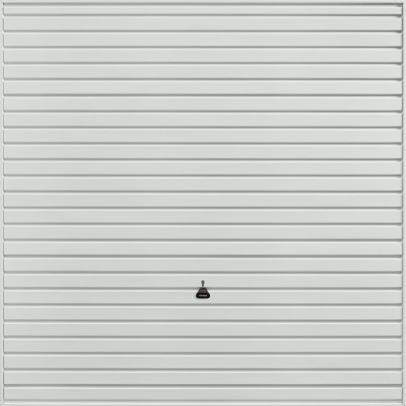 Horizon Light Grey Garage Door