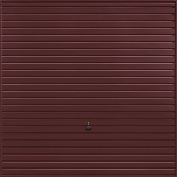 Horizon Rosewood Garage Door