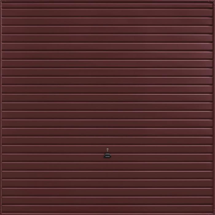 Horizon Rosewood Garage Door