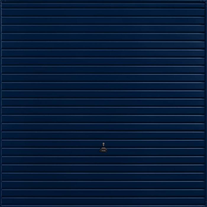 Horizon Steel Blue Garage Door