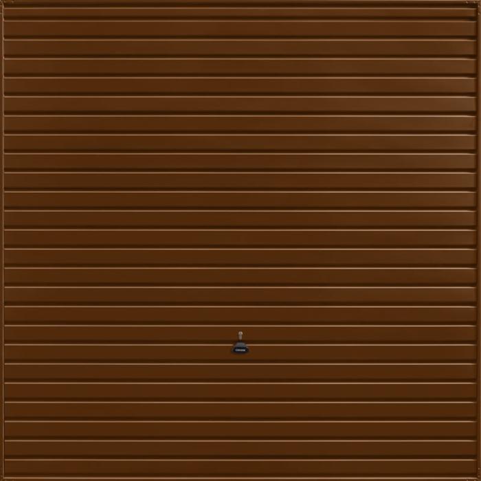Horizon Terra Brown Garage Door