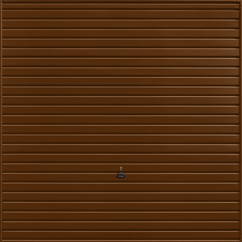 Horizon Terra Brown Garage Door