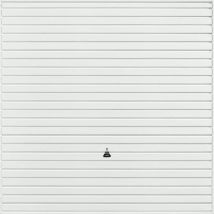 Horizon White Garage Door