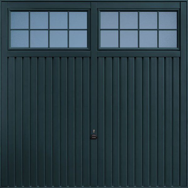 Salisbury Anthracite Grey Garage Door