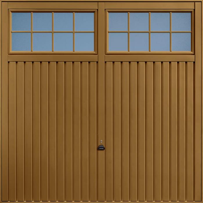 Salisbury Golden Oak Garage Door
