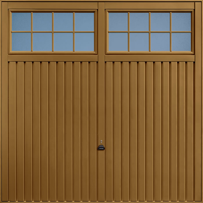 Salisbury Golden Oak Garage Door