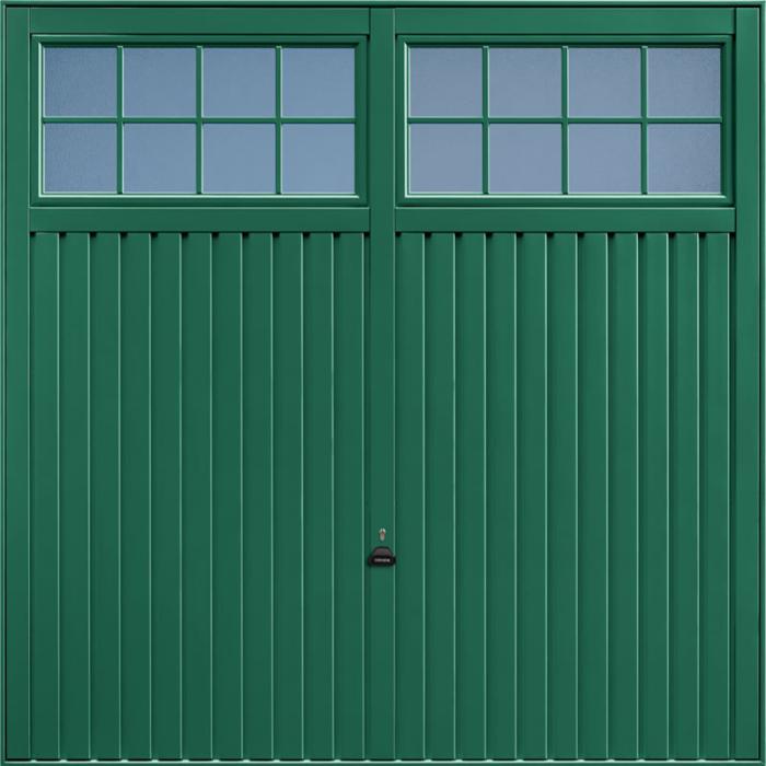 Salisbury Moss Green Garage Door