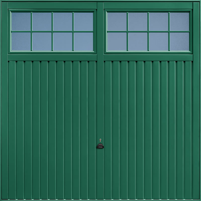 Salisbury Moss Green Garage Door