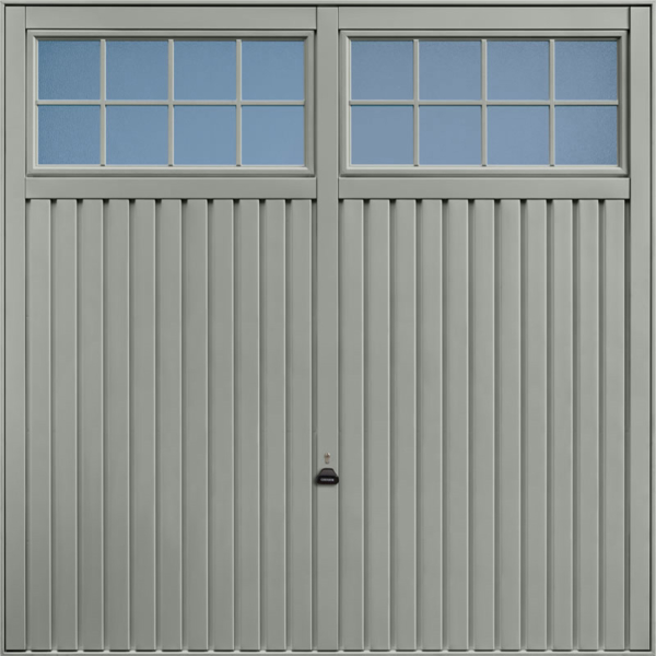 Salisbury Stone Grey Garage Door