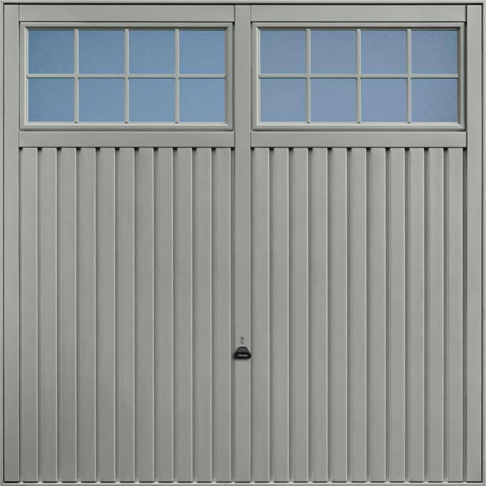 Salisbury Stone Grey Garage Door