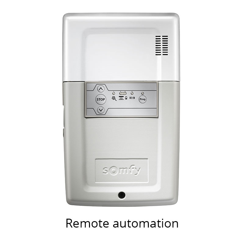Somfy Remote Automation