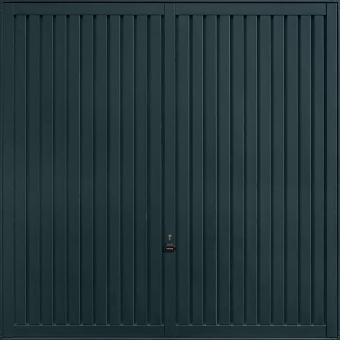 Sutton Anthracite Grey Garage Door