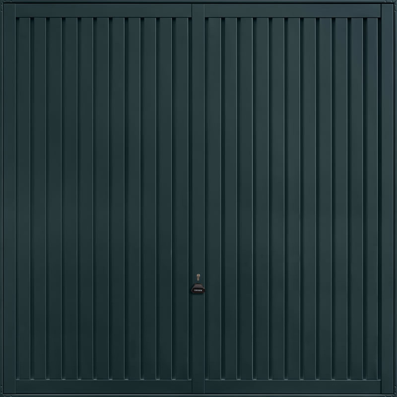 Sutton Anthracite Grey Garage Door