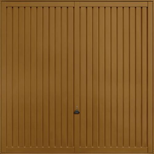 Sutton Golden Oak Garage Door