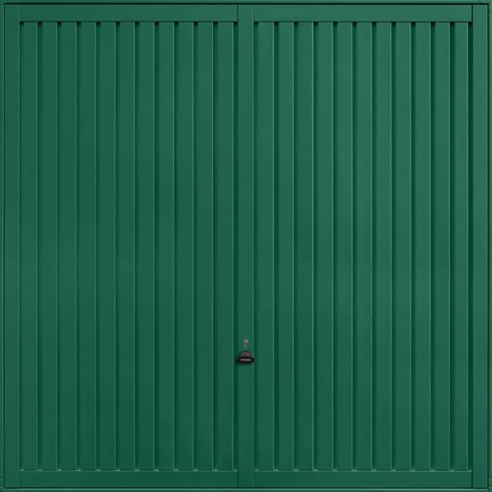 Sutton Moss Green Garage Door