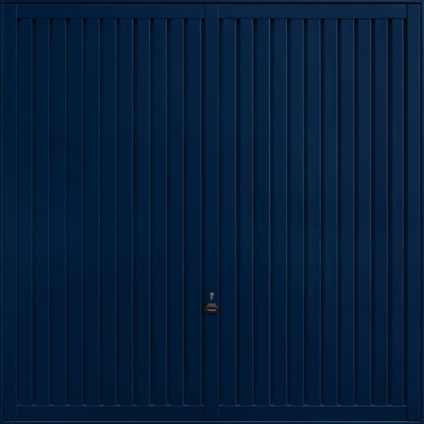 Sutton Steel Blue Garage Door