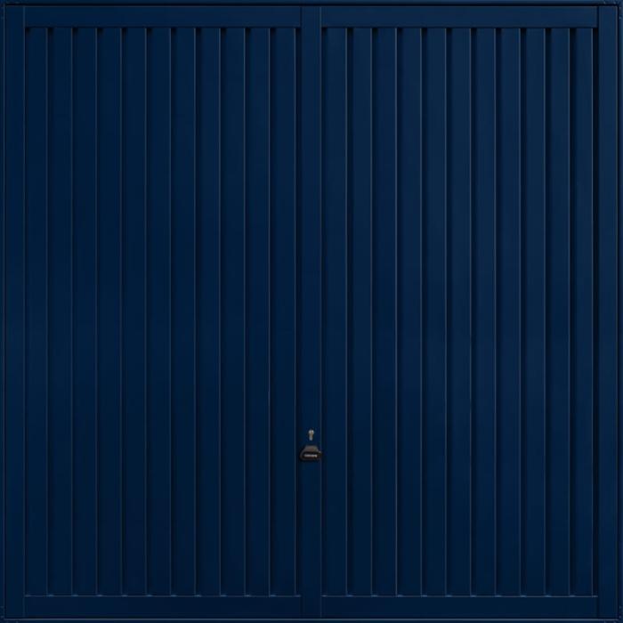 Sutton Steel Blue Garage Door
