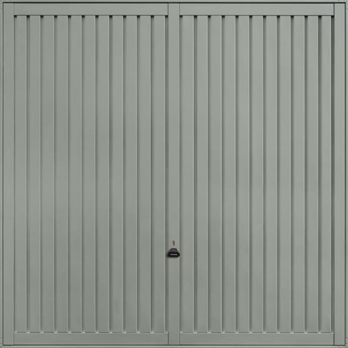 Sutton Stone Grey Garage Door