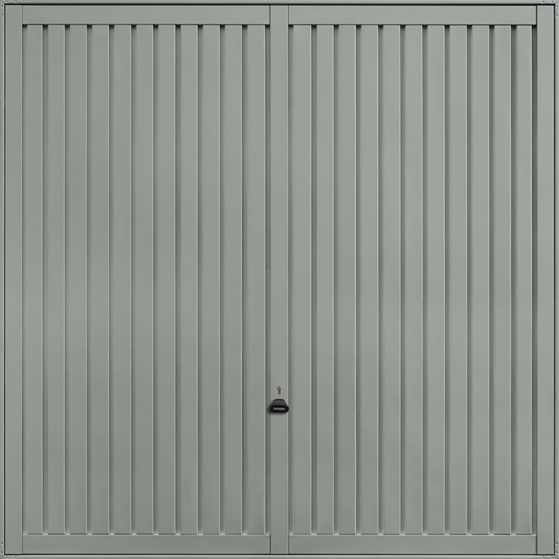 Sutton Stone Grey Garage Door