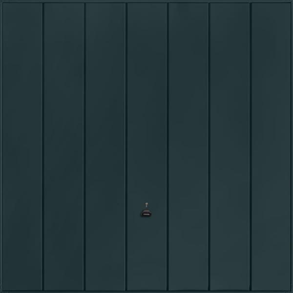 Windsor Anthracite Grey Garage Door