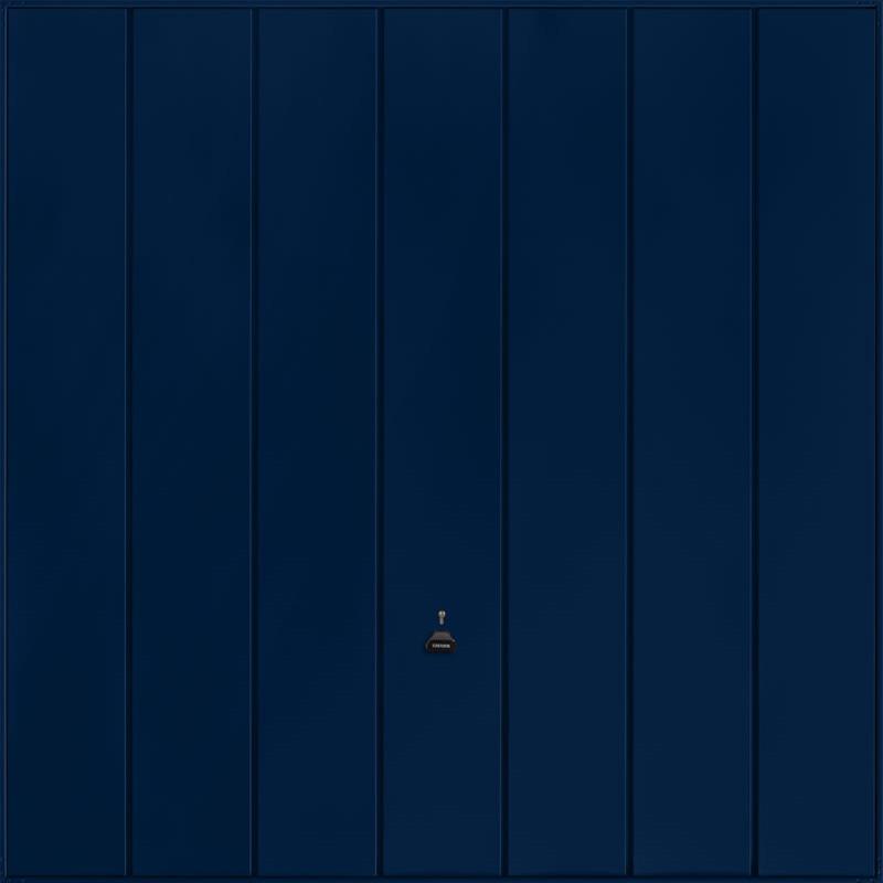 Windsor Steel Blue Garage Door