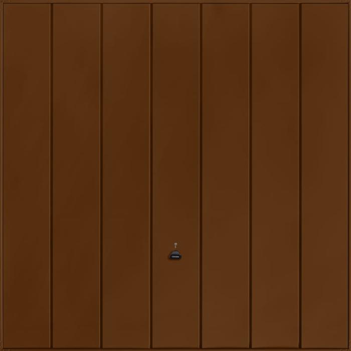 Windsor Terra Brown Garage Door